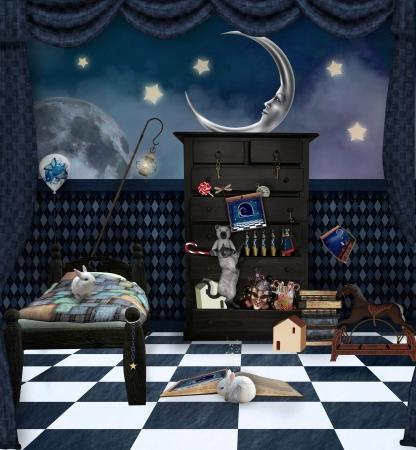 Moonlight lanterns: Ngọt ngào đêm
