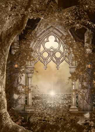 elves: Elves entrance