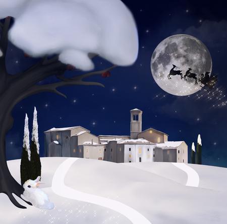 nocturne: Silent night