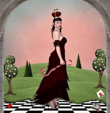 Wonderland series - Start to play