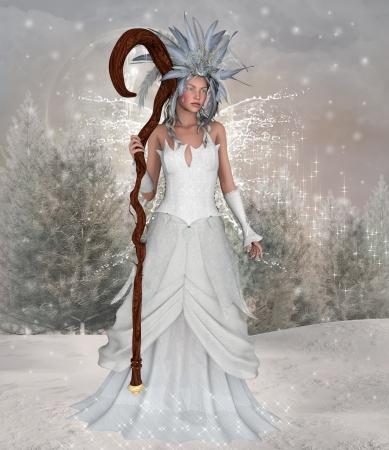 beauty queen: Ice queen