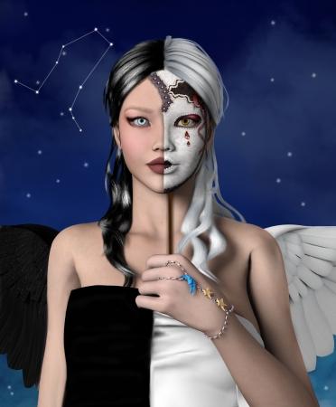 Zodiac series - Gemini