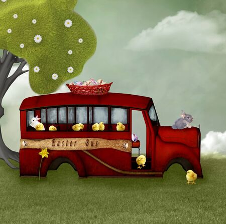 excursions: Easter bus