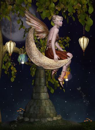 moonlit: Fairy night