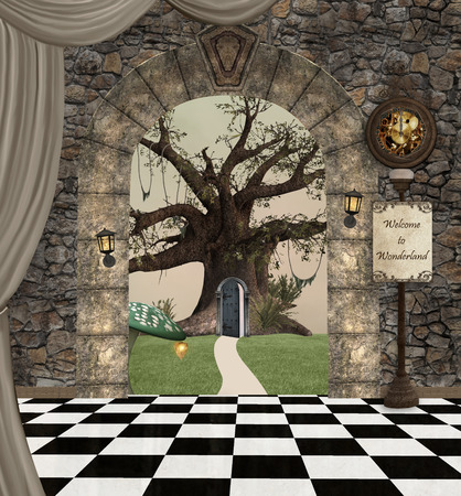 Welkom in Wonderland