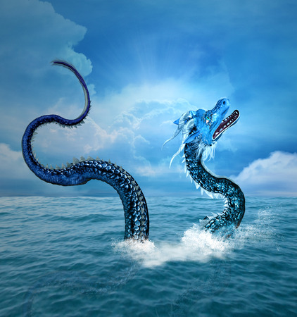 dragones: Mar dragón