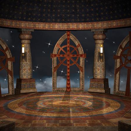 templo: Cielo templo