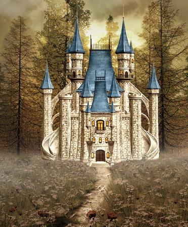 enchanted: Enchanted Cinderella castle