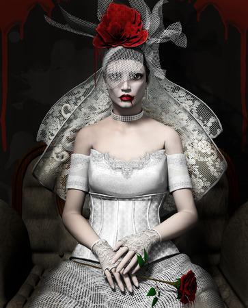 吸血鬼の花嫁