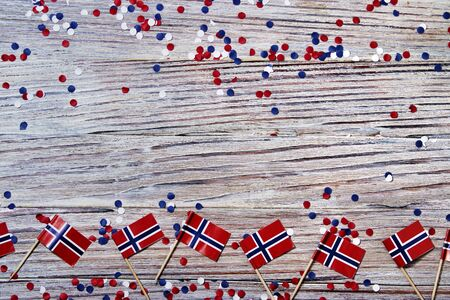 Norwegian 17'th of may. Norways Constitution Day is celebrated on May 17 when the nations constitution was signed at Eidsvoll on May 17, 1814