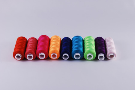 threads: colored threads