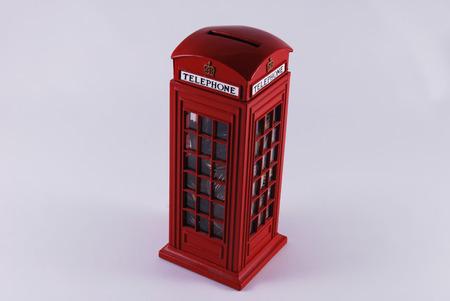 cabina telefono: cabina telefónica Foto de archivo