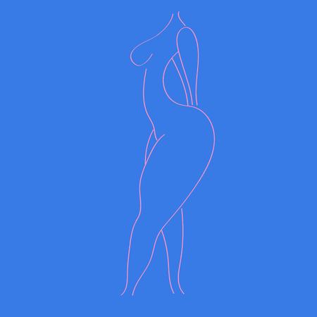 art beauty woman body circuit pomp hips