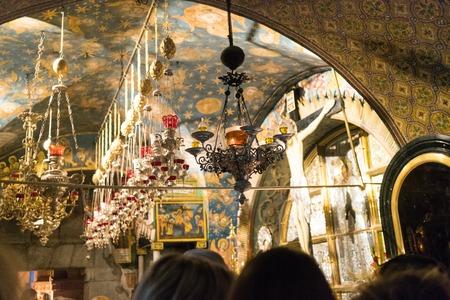 Church of the Nativity Bethlehem, Israel - March 21, 2018