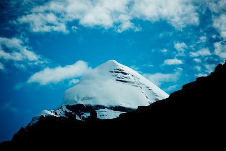 Mount Kailash Himalayas range Tibet Kailas yatra