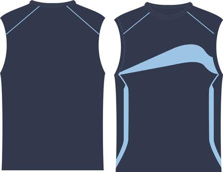 Men Tank Top mock ups templates illustrations vectors