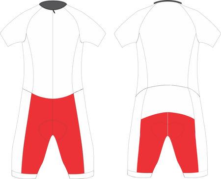 Flash SS Speed Suit Mock ups templates Vectors