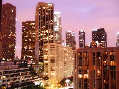 la: LA Downtown