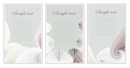 buisiness: Beautiful abstract wavy background design.Abstract business сard.Illustration buisiness card.