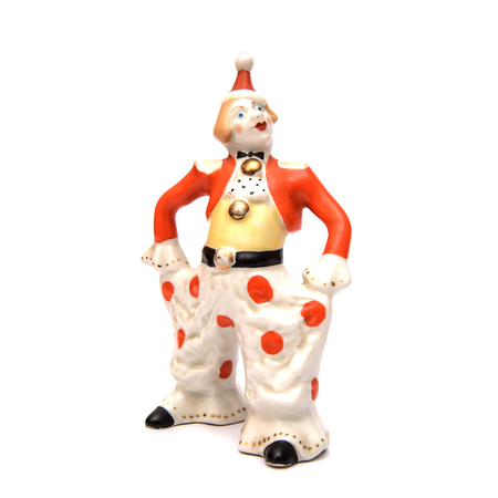Porcelain Clown Dolls Stock Photos And Images - 123RF