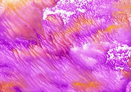 Abstract hand-made pattern, multi-colored background, gouache, watercolor, imitation oil painting, for creativity, montage, design