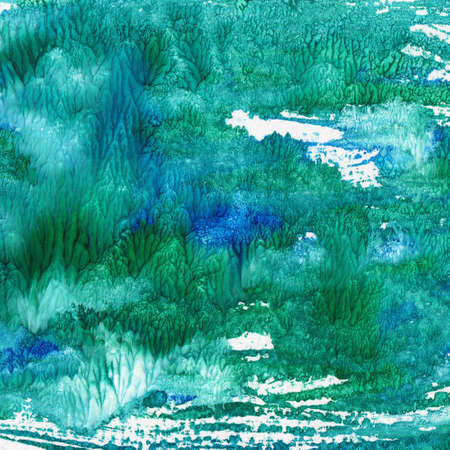 Abstract background, colorful texture, gouache, watercolor, oil painting, fantastic landscape