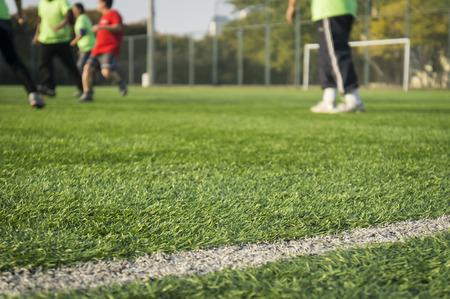 champ vert: sport Football