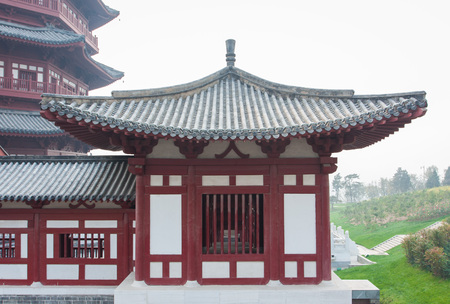 ancient architecture: Chinese Ancient Architecture