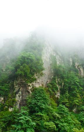 aisa: Mount Emei Stock Photo