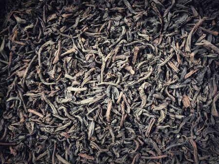 English black tea leaves 写真素材
