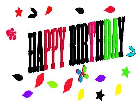 holyday: happy birthday