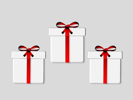 christmas gift box: Gift box, christmas symbol