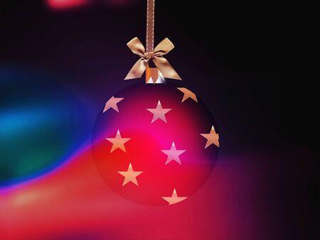 christmas garland: christmas garland