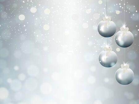 holiday background with garlands Zdjęcie Seryjne