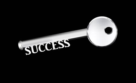 leadership key: success with key, business symbol