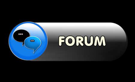 web: Forum web button