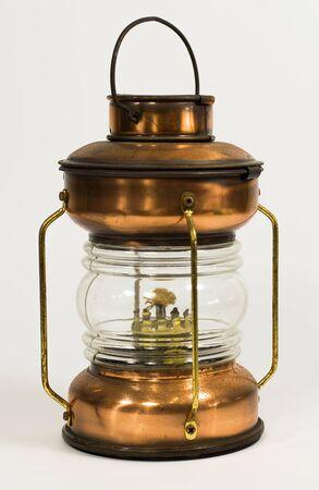 oil lamp: Rustic Vintage style kerosene lantern