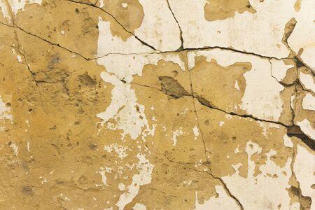 pared rota: textura de la pared rota vieja