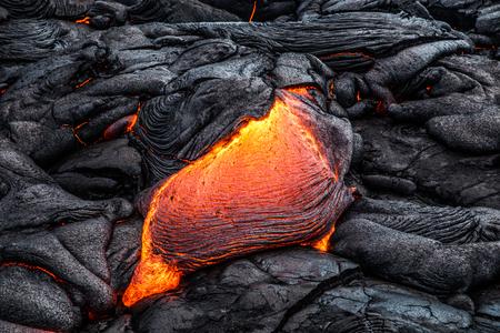 Hot Lava on Hawaii's Big Island