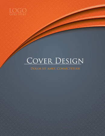 Gray Orange Cover