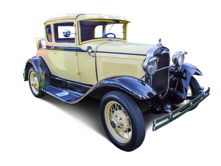 1930 Vintage Car 新聞圖片