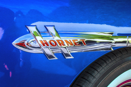1950s Hornet Decal