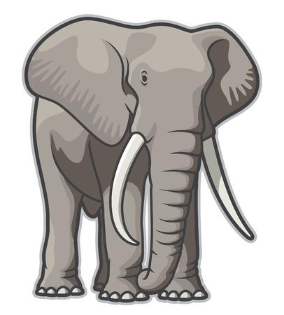 Elefante Foto de archivo - 30394283