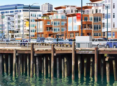 seattle: Pier