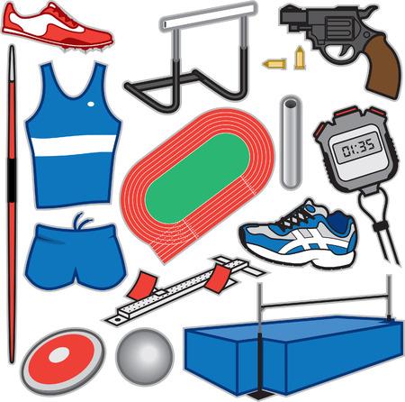 lanzamiento de bala: Atletismo Artículos
