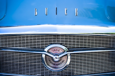 Grille of Buick Special