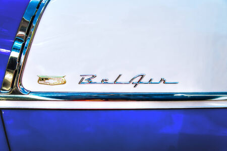 bel air: Chevrolet Bel Air Editorial