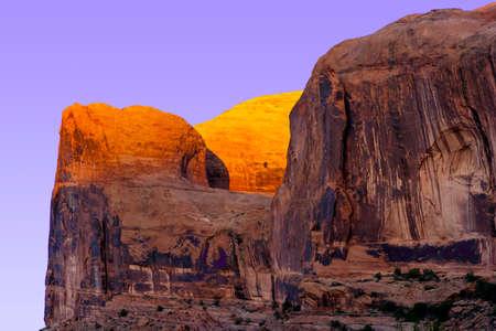 Mountain Top Foto de archivo