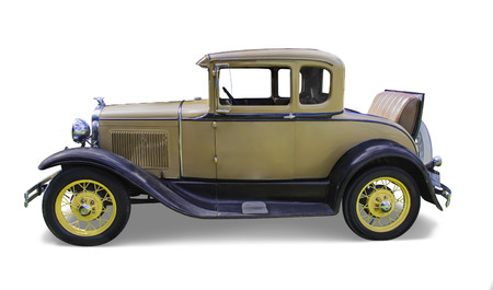 Model A Sideview Editorial