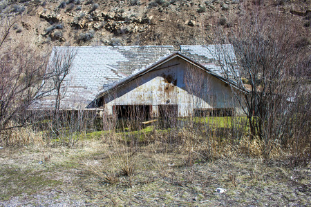 run down: Sunken House